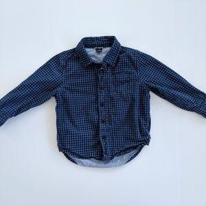 Gap Button Down Shirt Size 3